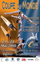Acrobatic Gymnastics World Cup Series